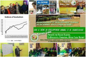 Environnement et Développement durable_Où en sommes-nous à Saida_Algérie