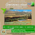 Environnement & Développement durable: Où en est-on à Saida, Algérie ?